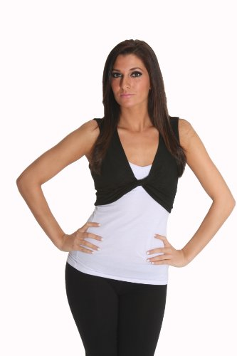 New Fashion Cute Bolero Shrug Top
