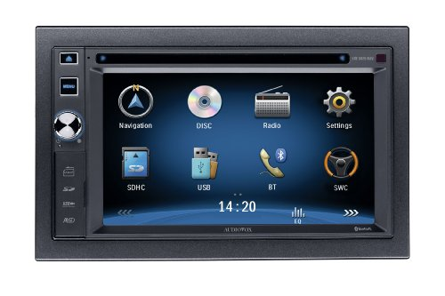 Audiovox-VXE-6020-NAV-Dippel-DIN-Multimedia-Receiver-mit-Navigation