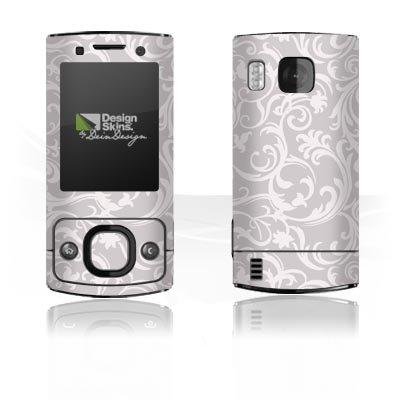 Design Skins für Nokia 6700 Slide - Purple Ranks Design Folie