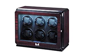 Volta 31-570062 Cambridge Wood Watch Winder