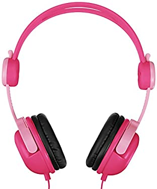 Amazon FreeTime Kids Headphones, Pink