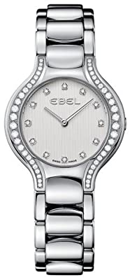 Ebel Beluga Ladies Stainless Steel Diamond Watch 9256N28/691050 - 1215857