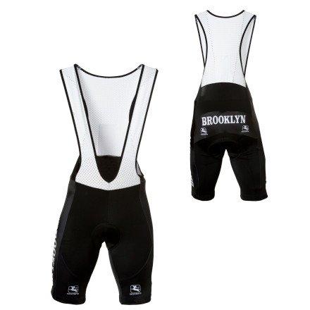 Buy Low Price Giordana Team Brooklyn Bib-Short with MC-3 Insert – Men's (B0019QT2DA)