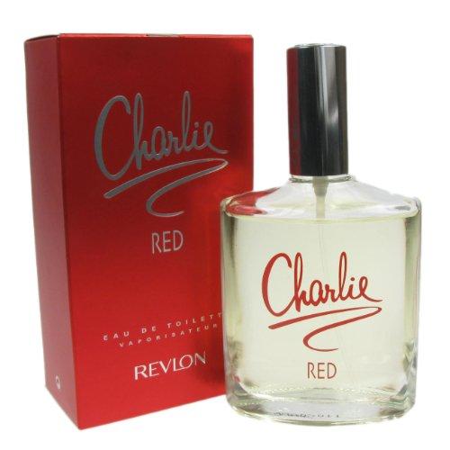 Profumo Charlie Red di Revlon, Eau de Toilette 100 ml, per lei