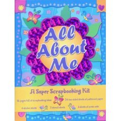 All About Me: A Super Scrapbooking Kit - Buy All About Me: A Super Scrapbooking Kit - Purchase All About Me: A Super Scrapbooking Kit (reader digest, Toys & Games,Categories,Arts & Crafts)