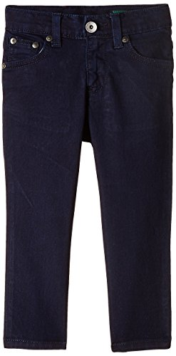 United Colors of Benetton Baby Boys Jeans (15P4CU9571Q0G9010Y_Blue_0Y)
