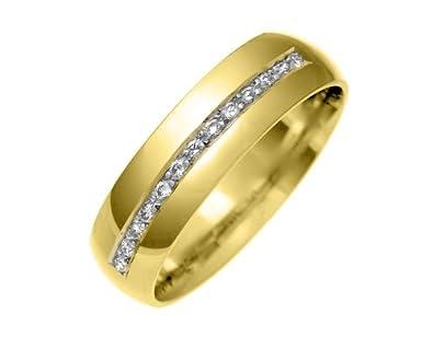 bague de mariage alliance homme 4mm or 375 1000 et diamant brillant carat h si2 4 2 grammes. Black Bedroom Furniture Sets. Home Design Ideas