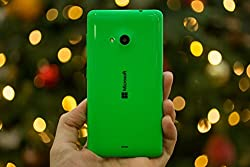 HONEY MONEY GREEN MICROSOFT LUMIA 535 Back Replacement Battery Door PANEL-GLOSSY(Panel Housing Back Cover Shell Case)
