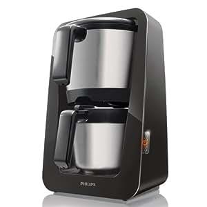 Philips HD7698/20 Avance Collection Kaffeemaschine (Thermokanne, 12 Tassen)schwarz