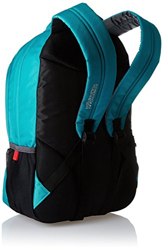 American-Tourister-BackPack-Turquoise