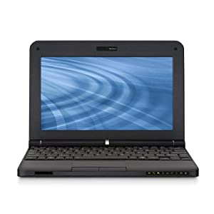 Toshiba Mini NB205-N210 (NB200 series) 10.1-Inch Black Netbook - 9 Hour Battery Life