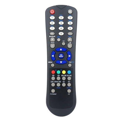 GRC - <strong>TV Remote Control for <strong>GOODMANS GLCD26W3DVBT GLCD27WDVDBT GLCD32WDVBT GTV42P2 GTV42P5 GTV42P5HD GTV42P5DVBT...