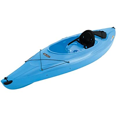 "90538 Lifetime Payette Sit-Inside Kayak with Paddle, Blue, 116"" by Lifetime OUTDOORS"