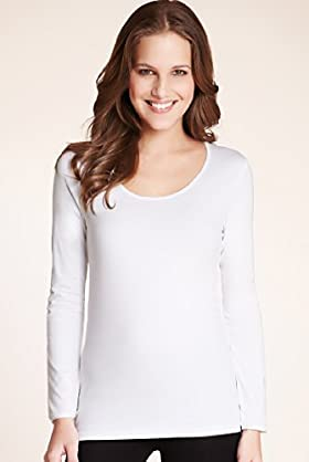 Supima Cotton Long Sleeve Top