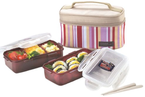 Lock & Lock Lunchboxes at 40% Off Starting at Rs 500 from Amazon - Free Shipping