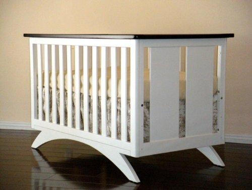 Madison Crib In White Finish