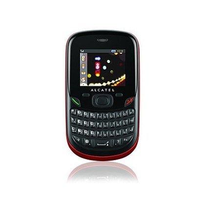 Alcatel UPALOT355R OT355 Smartphone Rot