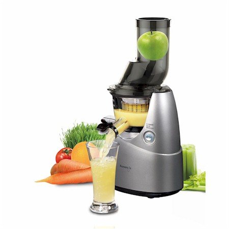 Kuvings Whole Slow Juicer B6000S - Silver