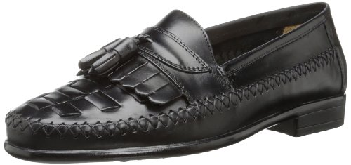 Giorgio Brutini Men's Mallardi Slip-On Loafer,Black,10 M US
