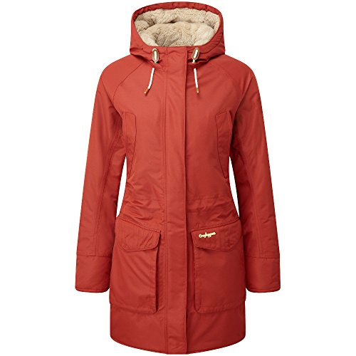Craghoppers Damen Hopewell Jacket Outdoor Jacke, Redwood, 14 -