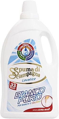Spuma di Sciampagna - Bianco Puro, Per Bianchi e Colorati -  2145 ml