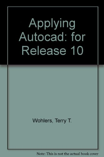 Applying Autocad: for Release 10