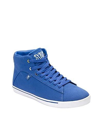 Sykum Sneaker Alta YSK8 [Blu]