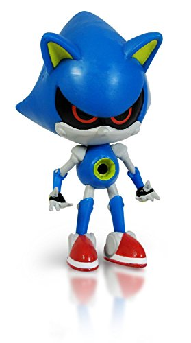 Sonic Morphed Metal Action Figure