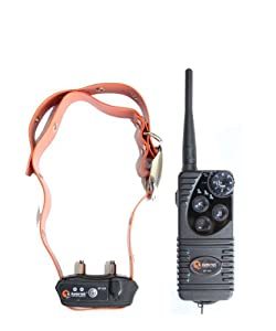 Aetertek AT-216S-350W Remote Dog Training Shock Collar. Rechargable, Water-resistant,... by PET-4-ALL