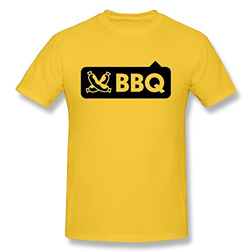 Personalized Mens T-Shirt - Bbq