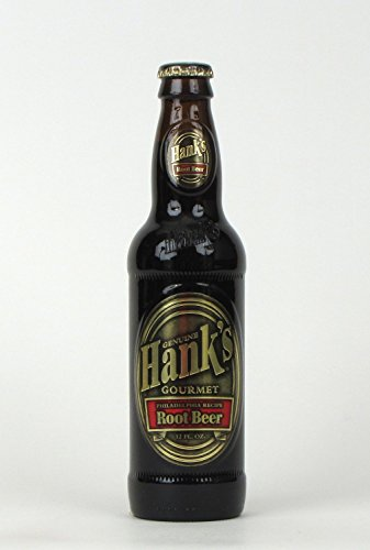 Hank's Gourmet Root Beer 12 Oz (12 Pack) (Hank Root Beer compare prices)