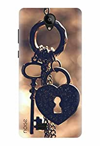 Noise Designer Printed Case / Cover for Swipe Konnect Plus / Quotes/Messages / Love key Design
