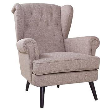 Leader Lifestyle Monroe Armchair, Seashell Grey