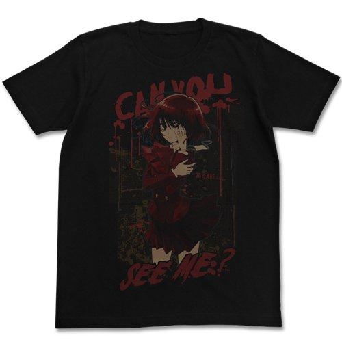 Another 見崎鳴Tシャツ ブラック