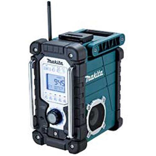 マキタ MR103 充電式ラジオ 青 本体のみ