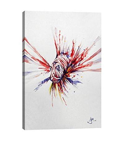 Marc Allante Gallery Pterois Canvas Print