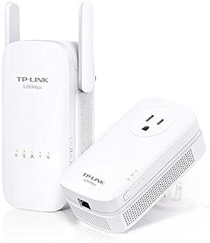 TP-LINK AV1200 Gigabit Powerline AC Wi-Fi Kit