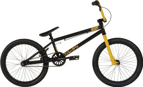 2013 Fiction Saga BMX RatRod Black/Yellow