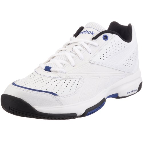 New Reebok Passing Shot IV Mens Tennis Trainers - White - SIZE UK 11.5