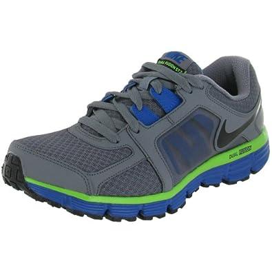 Nike Men's Dual Fusion St 2 shoes sneakers blue/green (14)