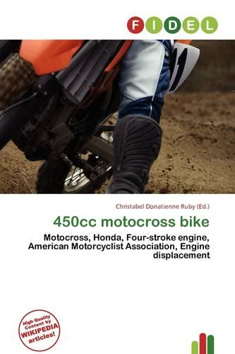 450cc motocross bike
