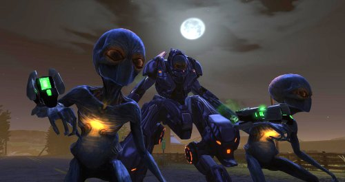 XCOM Enemy Within galerija