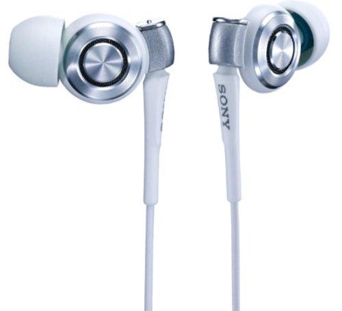 Sony Stereo Headphones Mdr-Ex500Sl White | Inner Ear Headphone (Japan Import)