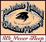 Inside the Pinkertons: The Original Private Eyes [VHS Video]