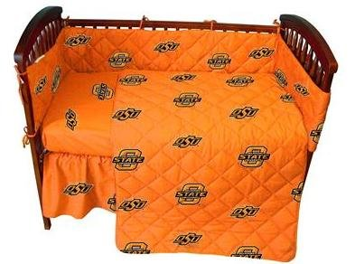 Cowboy Baby Bedding 8714 back