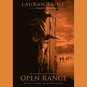 Open Range Audiobook