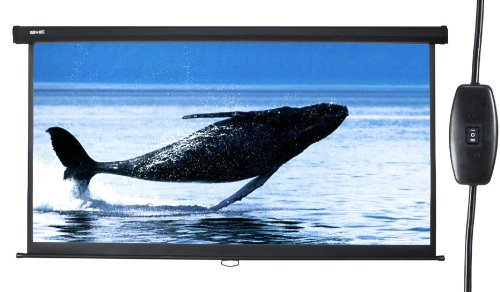 Duronic EPS133/169 HD Projector Screen 133