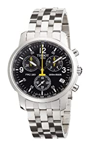Tissot Men's T17158652 PRC 200 Chronograph Watch from Tissot