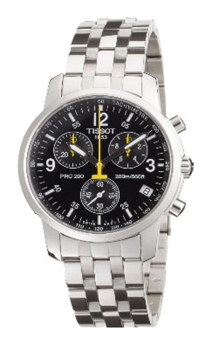 Tissot Gents Watch PRC200 Chronograph Quartz T17158652