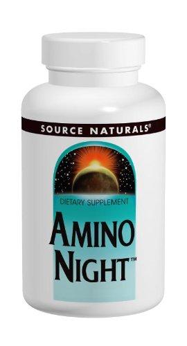 Source Naturals Amino Night, 240 Tablets